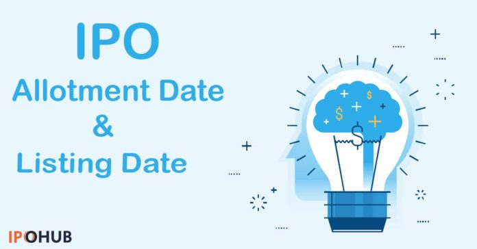 IPO Allotment & Listing Date