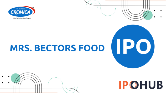 Mrs. Bector Food IPO