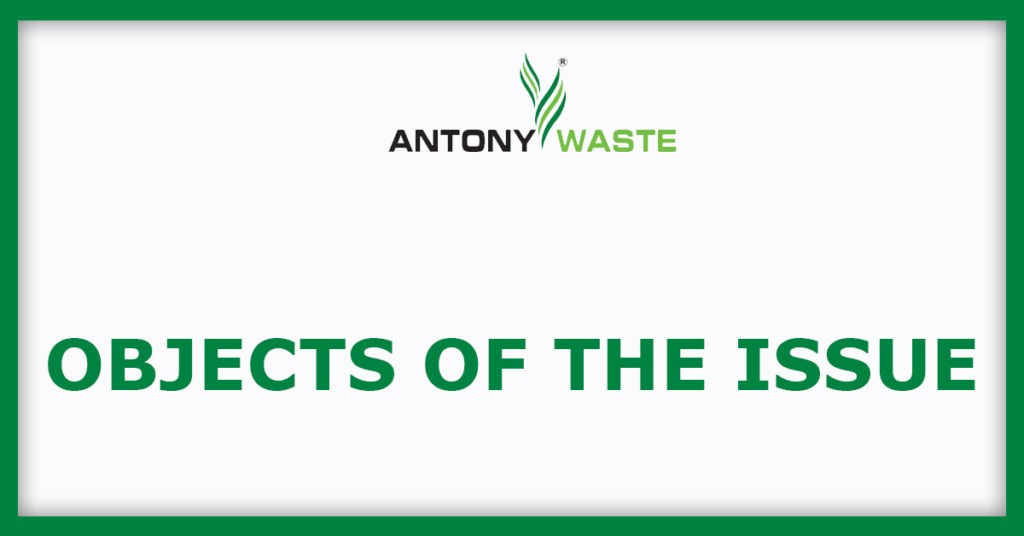 Object Of The Issue Antony Waste