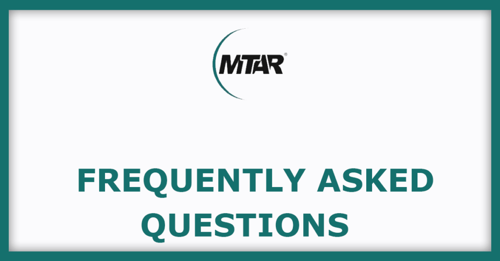 MTAR IPO GMP FAQs