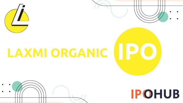 Laxmi Organic IPO