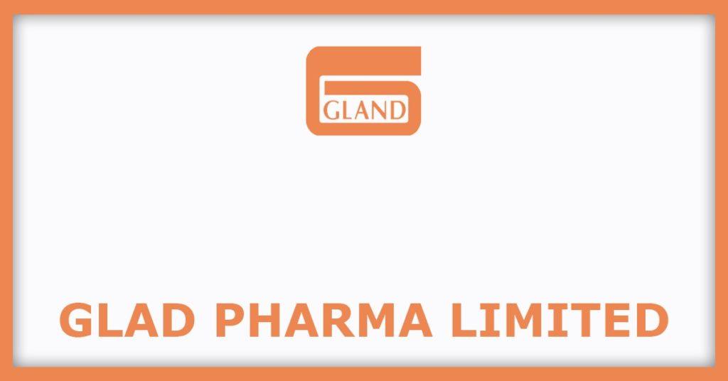 Gland Pharma IPO