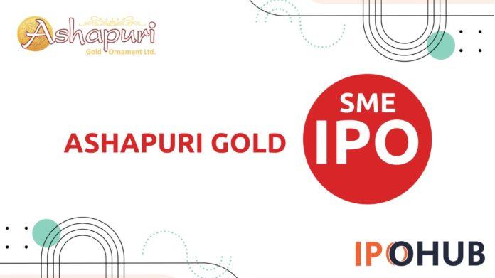 Ashapuri Gold IPO