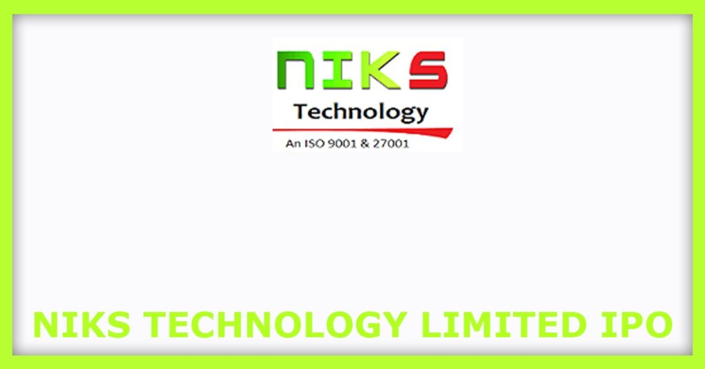 NIKS Technology Limited IPO