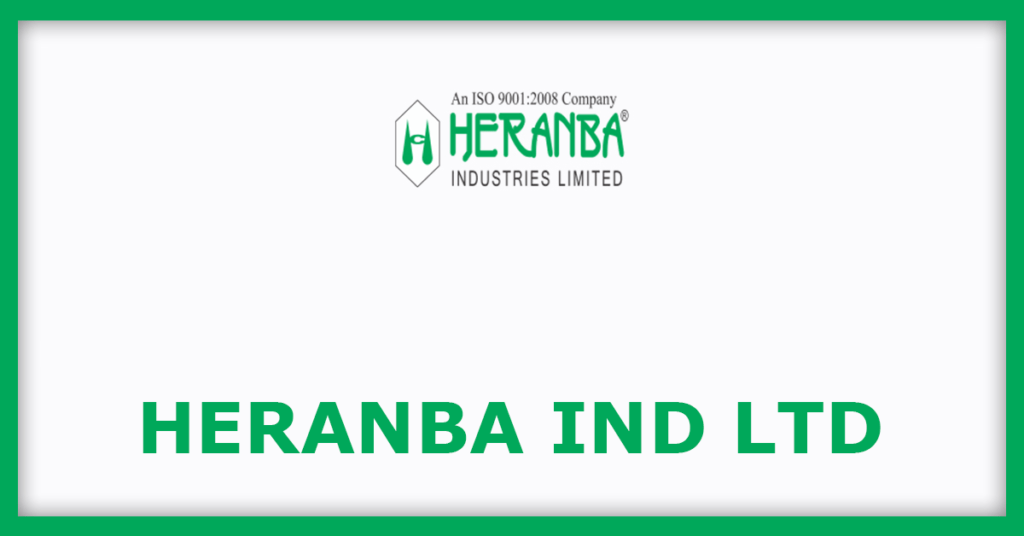 Heranba IPO Allotment Status