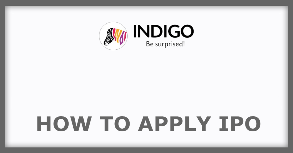 How To Apply For IPO Indigo Paints IPO