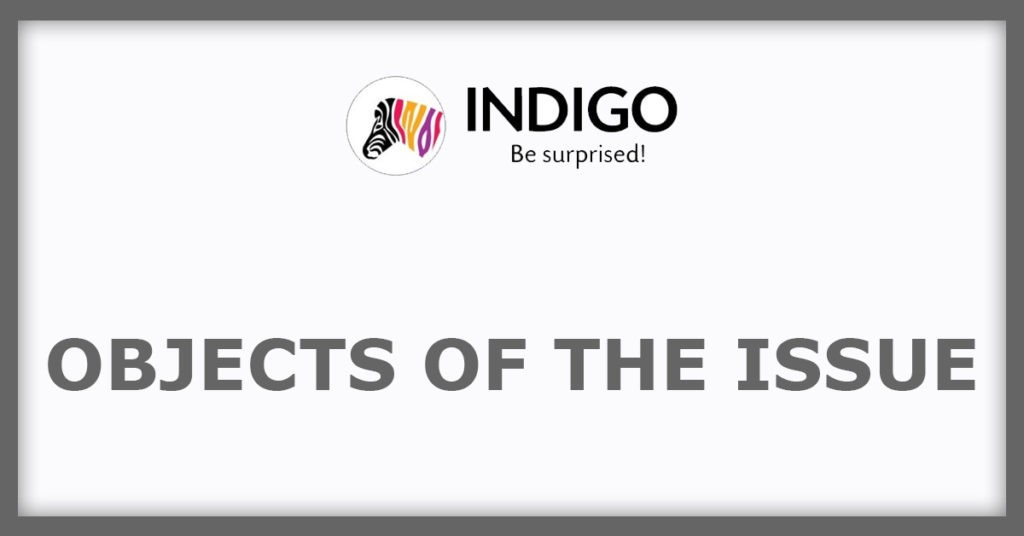 Indigo Paints IPO Object Of The Issue