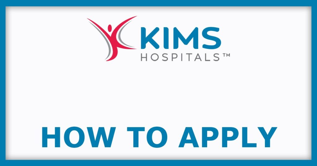 KIMS IPO  How To Apply
