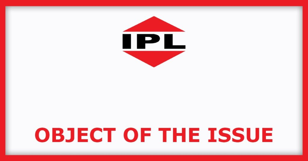 Object Of The Issue India Pesticides IPO