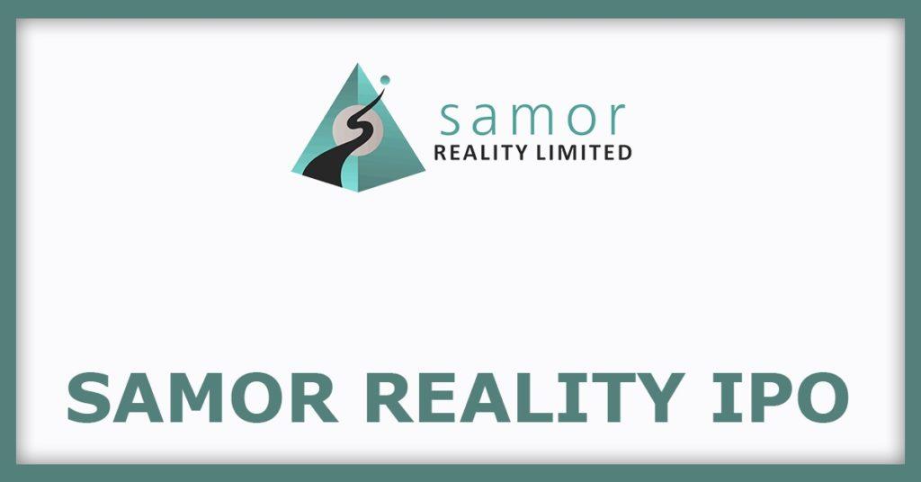 Samor Reality Limited SME IPO