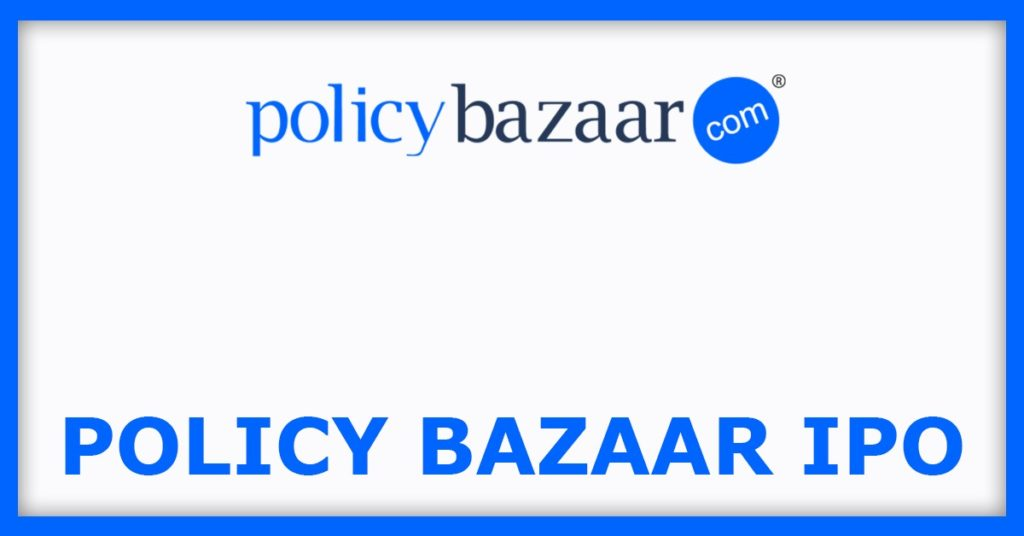 Policy Bazaar IPO
